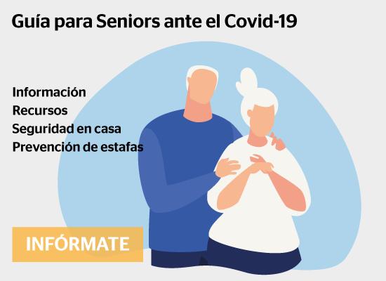 Guía para seniors ante el Covid-19