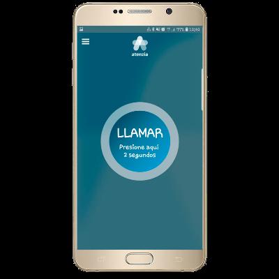 App móvil de teleasistencia